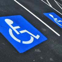 Parking Lot Handicap Accessibility
