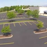 Parking Lot Striping – Practical and Attractive