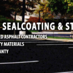 How to maintain your asphalt surface