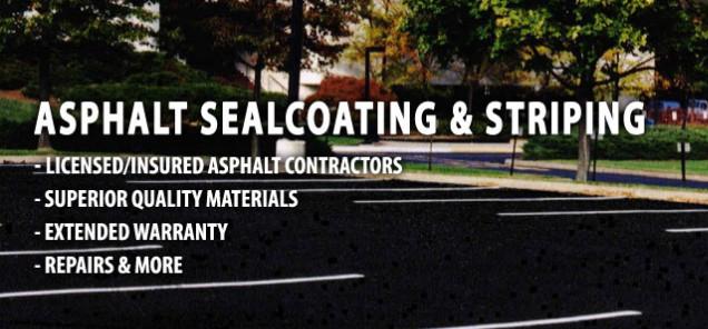 maintain asphalt surface