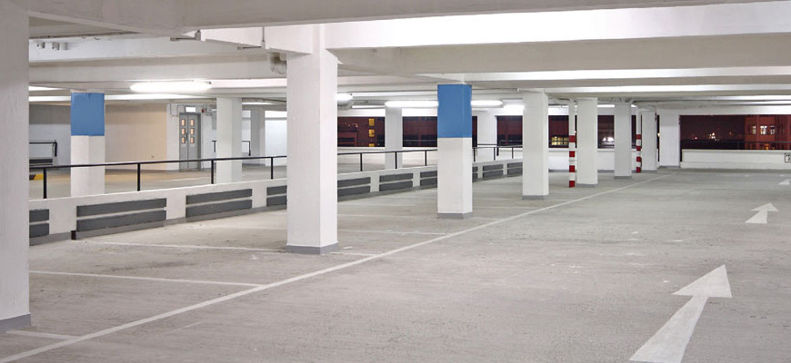 How much does it cost to build a parking garage