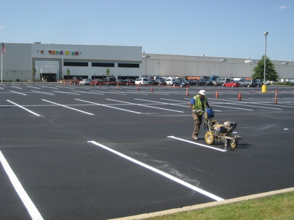 How Long Does It Take For Parking Lot Paint To Dry Boca