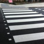 Pedestrian Crossing Marking